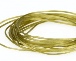 Flexi Floss, 1mm, Pale Olive