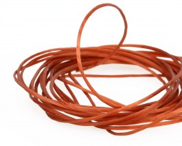 Flexi Floss, 1mm, Fiery Brown
