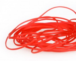 Flexi Floss, 1mm, Red