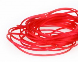 Flexi Floss, 1mm, Crimson Red