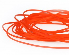 Flexi Floss, 1mm, Hot Orange