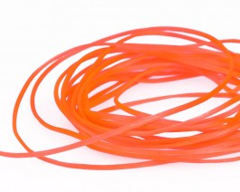 Flexi Floss, 1mm, Fluo Salmon