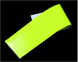 Stick Foil, Fluo Yellow