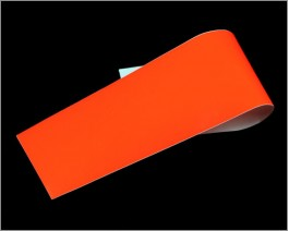 Stick Foil, Fluo Orange