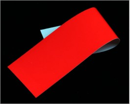 Stick Foil, Fluo Red
