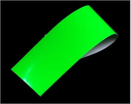 Stick Foil, Fluo Green