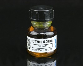 Fly Tying Lacquer, Yellow
