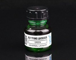 Fly Tying Lacquer, Green