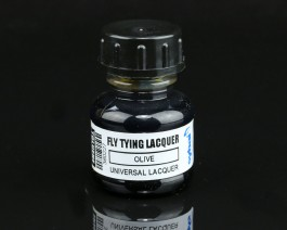 Fly Tying Lacquer, Olive