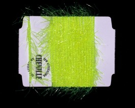 Chenille Vibrant, Fluo Yellow
