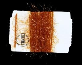 Chenille Vibrant, Cinnamon Brown