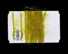 Chenille Vibrant, Golden Olive