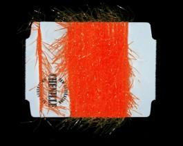 Chenille Vibrant, Hot Orange