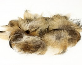 Finn Raccoon Tail, Medium, Natural