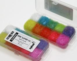 Fine Super UV Dubbing, Box, Bright Colors