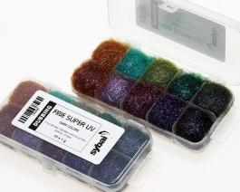 Fine Super UV Dubbing, Box, Dark Colors