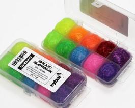 Salmo Supreme Dubbing, Box, Vivid Colors