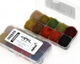 Camel Dubbing, Box, Mix Colors