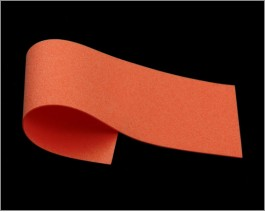 Razor Foam, Orange, 2 mm