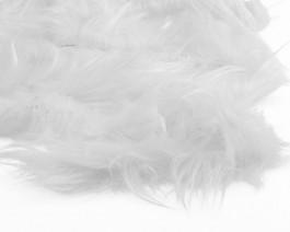 Furrybou Fine, White, 170cm