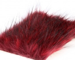 Craft Fur Medium, Crimson Fur, 100x140 mm