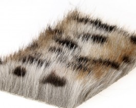 Craft Fur Medium, Gray Panther, 100x140 mm