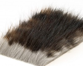 Craft Fur Medium, Dark Panther, 100x140 mm