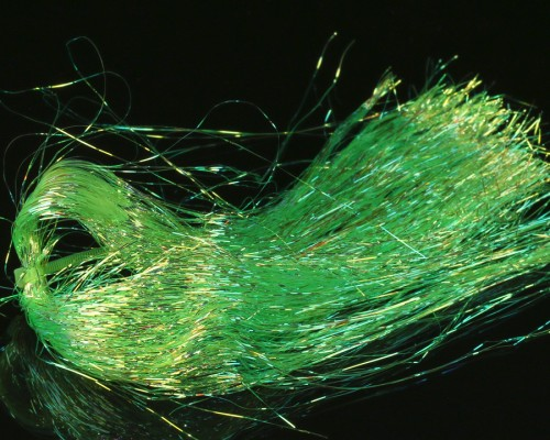 Fine Mirage Hair, Fluo Chartreuse