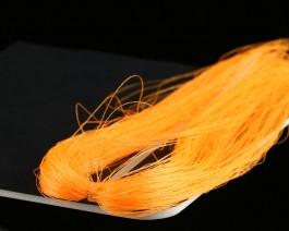 Fine Twist Hair, Fluo Orange