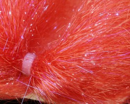 Ghost Flash Hair, UV Red