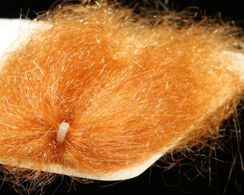 Ghost Hair, Rusty Orange