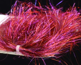 Saltwater Blend Angel Hair, Crimson