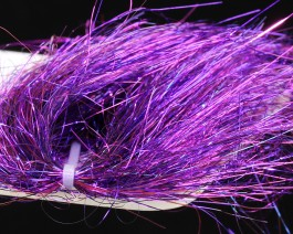 Saltwater Blend Angel Hair, Purple