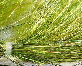 Saltwater Blend Angel Hair, Chartreuse