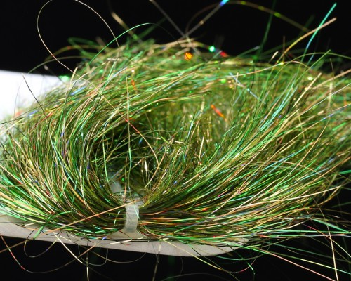 Saltwater Blend Angel Hair, Olive