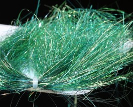 Saltwater Blend Angel Hair, Ocean Green