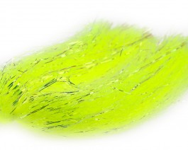 Saltwater Flash Hair, Fluo Yellow
