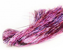 Tinsel Blend Hair, Purple