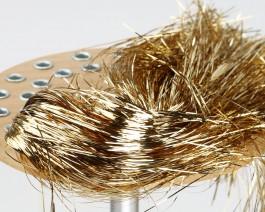 Tinsel Hair, Light Gold