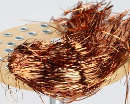 Tinsel Hair, Copper