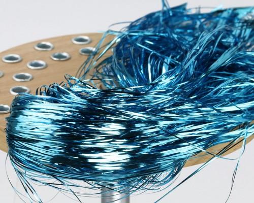 Tinsel Hair, Aquamarine