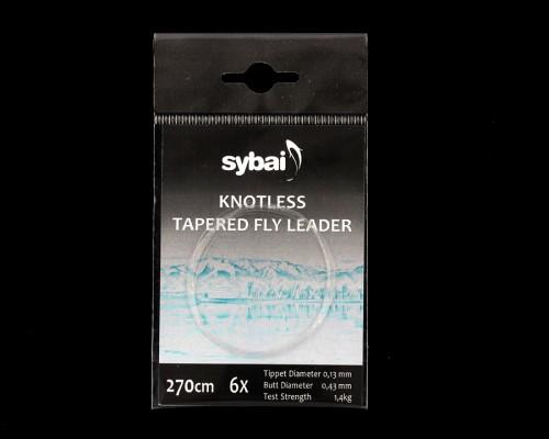Tapered Leader 6X, 270 cm