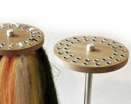 Synthetic Hair Organizer