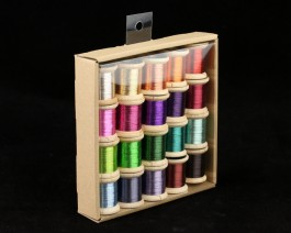 Spool Box for 20 spool sets