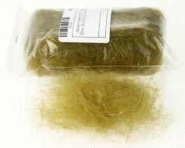 "Baitfish Dubbing ""B"", Golden Olive, BULK 20 g"