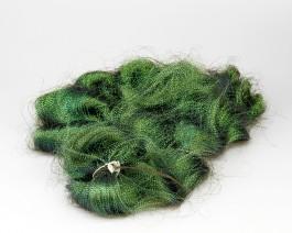 Crystal Flash Hair, Peacock, BULK