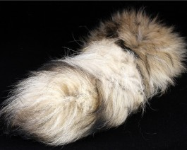 Finn Raccoon Full Tail, Natural, BULK