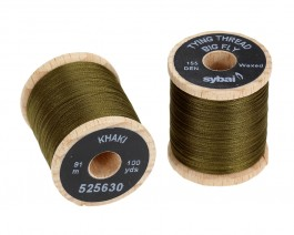 Tying Thread Big Fly, Khaki