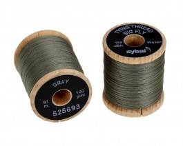 Tying Thread Big Fly, Gray