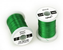 Flat Colour Wire, Medium, Bright Green